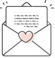 Wohllgefühl-Brieffreundschaft